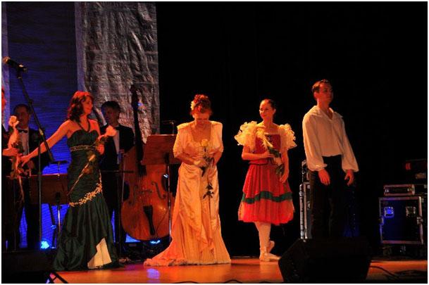 Strauss Gala na powitanie Nowego 2011 Roku